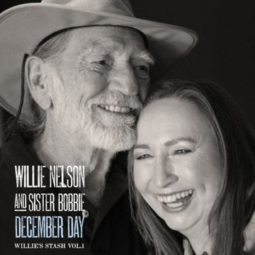 NELSON, WILLIE & SISTER BOBBIE - DECEMBER DAY - WILLIE'S STACH VOL. 1 (Vinyl LP)