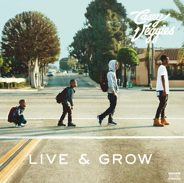 CASEY VEGGIES - LIVE & GROW - Vinyl New