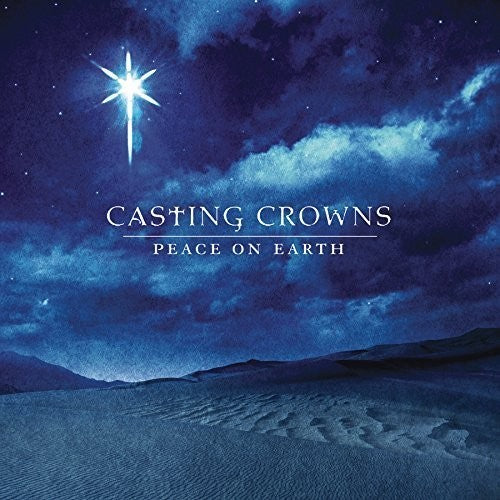 CASTING CROWNS - PEACE ON EARTH (CD)