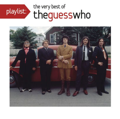 GUESS WHO - PLAYLIST: VERY BEST OF (CD)