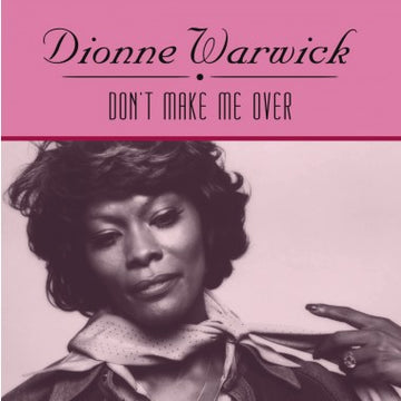 DIONNE WARWICK - DON'T MAKE ME OVER - Vinyl New