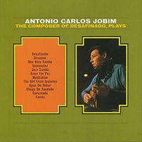 ANTONIO CARLOS JOBIM - COMPOSER OF DESAFINADO - Vinyl New