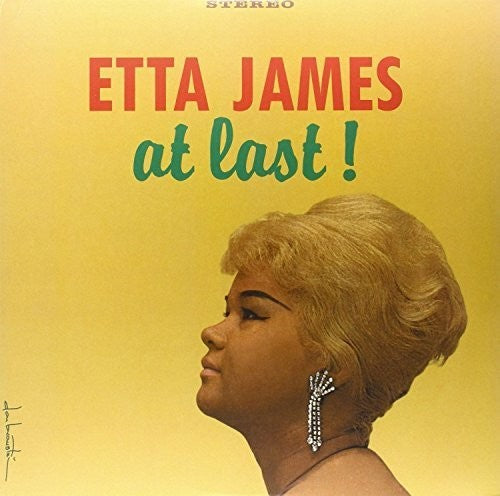 ETTA JAMES - AT LAST - Vinyl New
