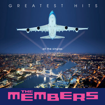 MEMBERS - GREATEST HITS (CD)