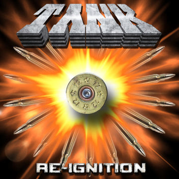 TANK - RE-IGNITION (Vinyl LP)
