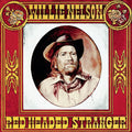WILLE NELSON - RED HEADED STRANGER - CD New