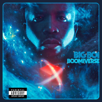 BIG BOI - BOOMIVERSE - CD New