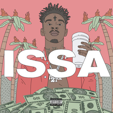 21 SAVAGE - ISSA ALBUM - CD New