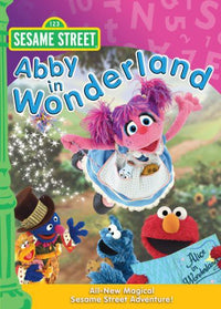 SESAME STREET - ABBY IN WONDERLAND (DVD) - Video DVD