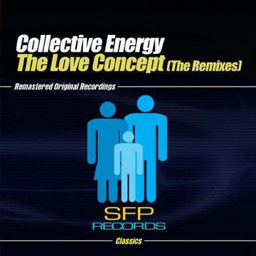 COLLECTIVE ENERGY - LOVE CONCEPT (THE REMIXES)