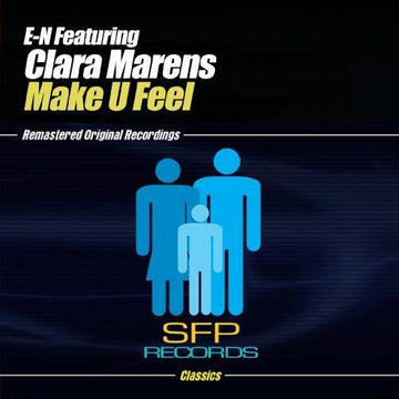 E-N FEAT CLARA MARENS - MAKE U FEEL