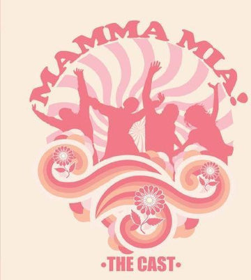 CAST - MAMMA MIA! - CD Used Single