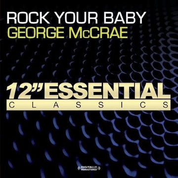 GEORGE MCCRAE - ROCK YOUR BABY - CD New Single