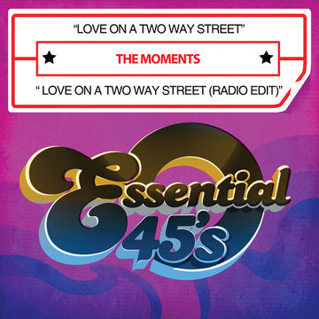 MOMENTS - LOVE ON A TWO WAY STREET