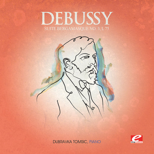DEBUSSY - SUITE BERGAMASQUE 3 / CLAIR DE LUNE - CD New Single
