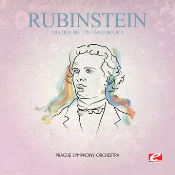 RUBINSTEIN - MELODY 1 IN F MAJOR 3 - CD New Single