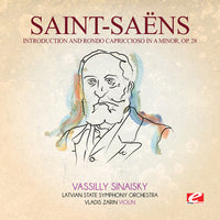 SAINT-SAENS - INTRODUCTION RONDO CAPRICCIOSO IN A MIN - CD New Single