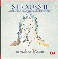 STRAUSS - AN DER SCHONEN BLAUEN DONAU (THE BLUE DA (CD)