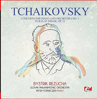 TCHAIKOVSKY - CONCERTO FOR PIANO & ORCHESTRA NO. 1 IN (CD)