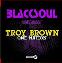 BROWN, TROY - ONE NATION (CD) - CD New