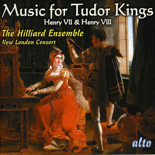 PICKETT / HILLIARD ENSEMBLE / NEW LONDON - MUSIC FOR TUDOR KINGS (CD)