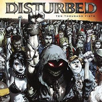 DISTURBED - TEN THOUSAND FISTS (Vinyl LP)