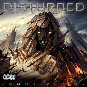 DISTRUBED - IMMORTALIZED (CD)