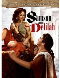 MOVIE DVD - SAMSON AND DELIAH (DVD)