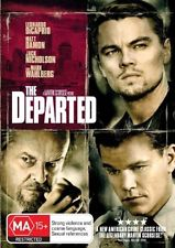 LEONARDO DICAPRIO - DEPARTED THE  [EX RENTAL] - Video X Rental DVD