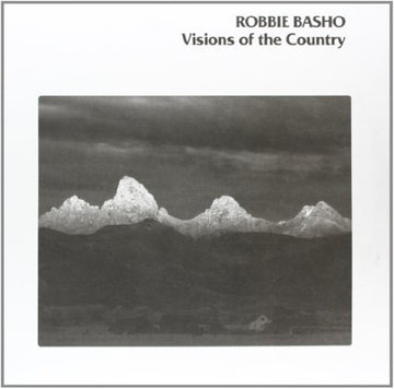 ROBBIE BASHO - VISIONS OF THE COUNTRY - Vinyl New