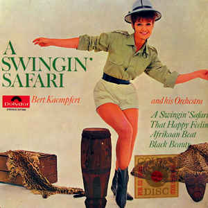 BERT KAEMPFERT - SWINGIN' SAFARI - Vinyl New