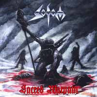SODOM - SACRED WARPATH - CD New Single