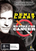 COMEDY - DENIS LEARY - NO CURE FOR CANCER - [EX RENTAL] - Video X Rental DVD
