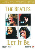 THE BEATLES - LET IT BE - Video Used DVD