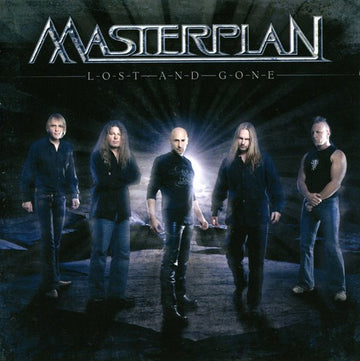 MASTERPLAN - LOST & GONE - CD New Single