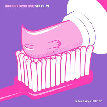Gruppo Sportivo - Vinylly! =Selected Songs 1978-1991= (Coloured Vinyl) RSD 2019