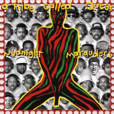 A TRIBE CALLED QUEST - MIDNIGHT MARAUDERS - CD New