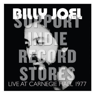 Billy Joel - Live At Carnegie Hall 1977 [2LP] (first time on vinyl, download, limited to 3150, indie exclusive) RSD 2019