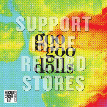 Goo Goo Dolls, The - Topography [5LP] (Each Vinyl a different Color, limited to 1000, indie exclusive) RSD 2019