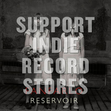 Fanfarlo - Reservoir [2LP] (180 Gram, Solid White & Black Mixed Color Vinyl, gatefold, limited to 3500, indie exclusive) RSD 2019