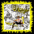 Fatlip - The Loneliest Punk [LP] (Yellow & Black Swirl Colored Vinyl, download, limited to 1700, indie exclusive) RSD 2019