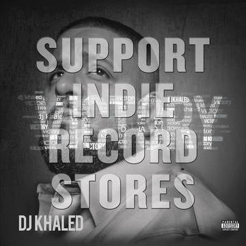 DJ Khaled - Victory [2LP] (Green Vinyl, download, first time on vinyl, limited to 2000, indie exclusive) RSD 2019
