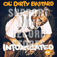 Ol' Dirty Bastard - Intoxicated [LP] ('Wu-Tang' Yellow Vinyl, download, limited to 2700, indie exclusive) RSD 2019