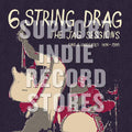 6 String Drag - The Jag Sessions (Rare & Unreleased 1996-1998) [LP] (Red Vinyl, download, limited to 500, indie exclusive) RSD 2019