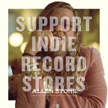 Allen Stone - Naturally [12'' EP] (Dark Blue Vinyl, limited to 1200, indie exclusive) RSD 2019