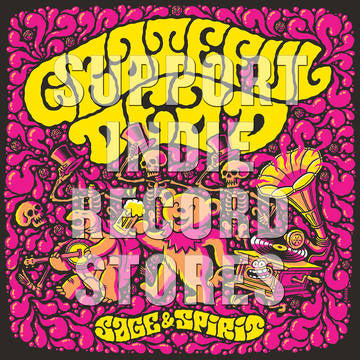 Grateful Dead - Sage & Spirit [LP] (newly-curated compilation, limited to 4000, indie exclusive) RSD 2019
