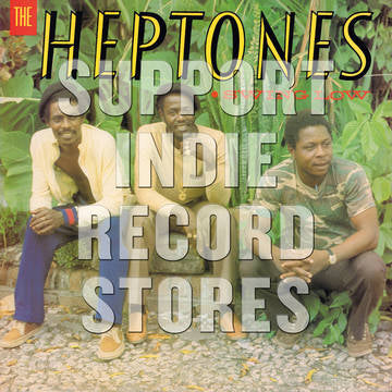 Heptones, The - Swing Low [LP+12''] (180 Gram LP, limited to 700, indie exclusive) RSD 2019