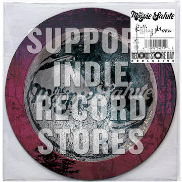 Magpie Salute, The - The Killing Moon [10''] (Picture Disc, limited to 2000, indie exclusive) RSD 2019