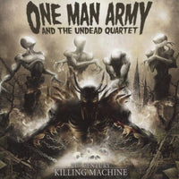 ONE MAN ARMY & UNDEAD QUARTET - 21ST CENTURY KILLING MACHINE (CD) - CD New