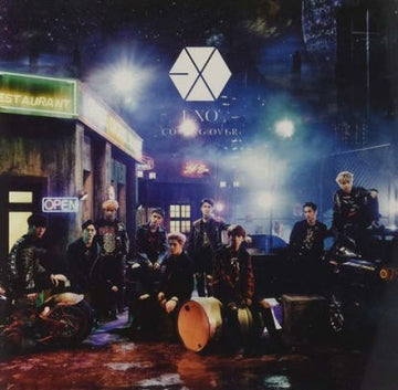 EXO - COMING OVER: DELUXE EDITION - CD New